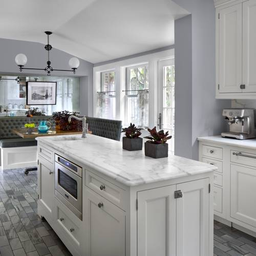 Victorian Kitchen Remodel Painting: Victorian Pewter